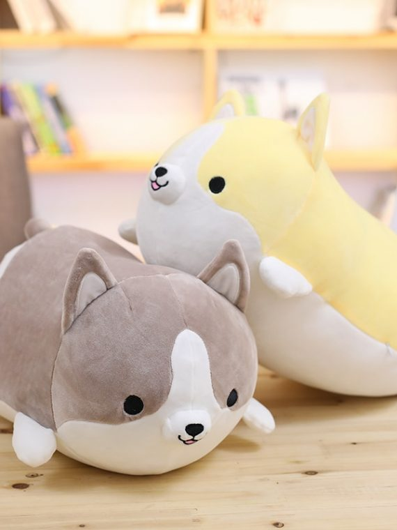 Plush Dog Stuffed Animals Soft Toys