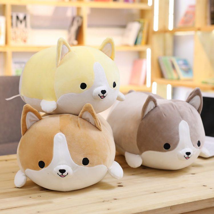 Plush Dog Stuffed Animals Soft Toys