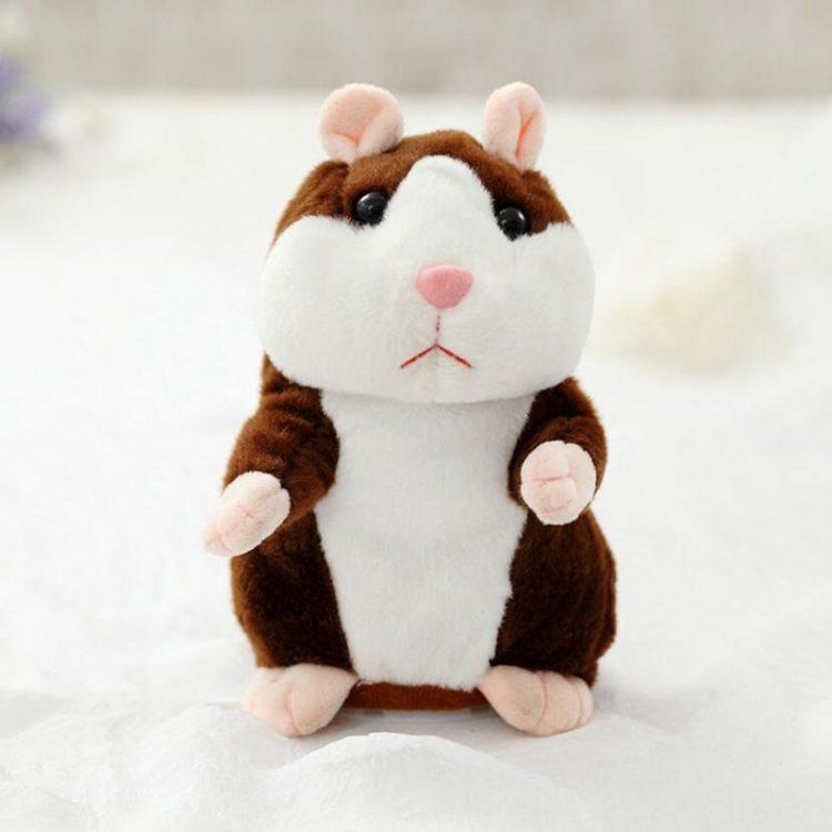 Plush Toy Hamster - Talking Hamster Stuffed Animals