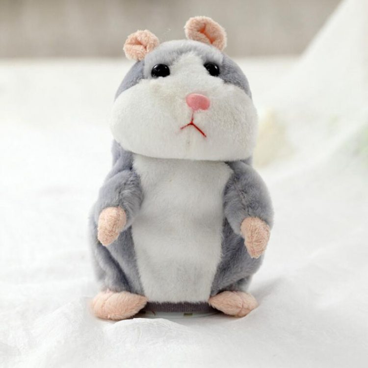 Plush Toy Hamster - Talking Hamster Stuffed Animals