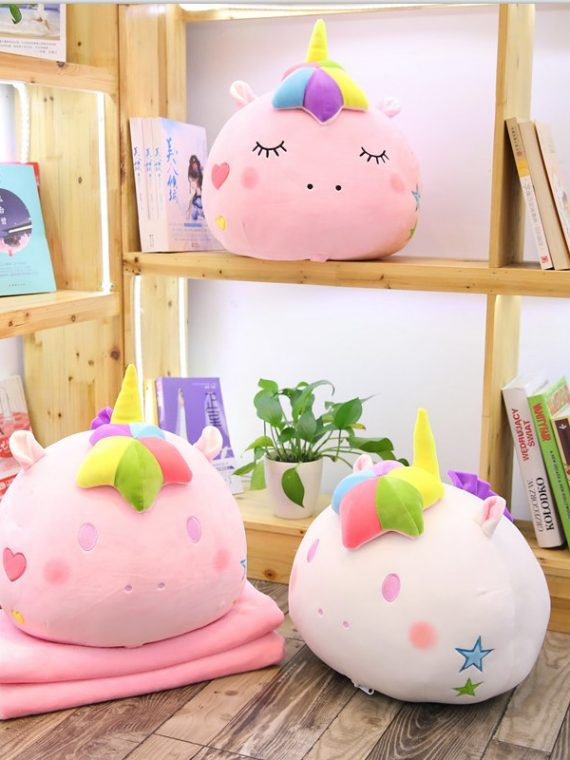 New-Arrival-Colorful-Stuffed-Unicorn-2-in-1-Pillow-with-Blanket-Inside-Rainbow-Unicorn-Head-for-30.jpg